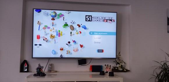 Nintendo Switch 51 Worldwide Games