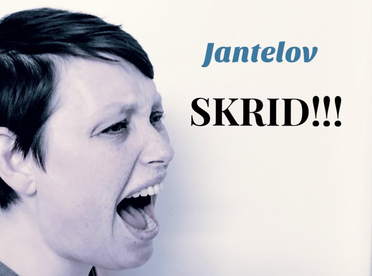 Jantelov – SKRID!!!