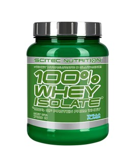 100% Whey Isolate 700g – Scitec Nutrition