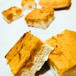 Kürbis-Quark Kuchen