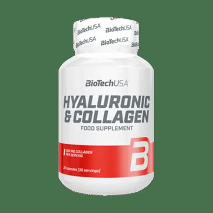 Hylauronic & Collagen