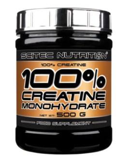 100% Creatine Monohydrate (500 gr.) – Scitec Nutrition