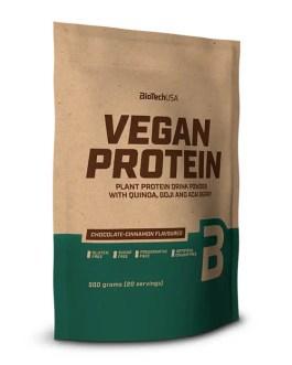 Vegan Protein 500g – BiotechUSA