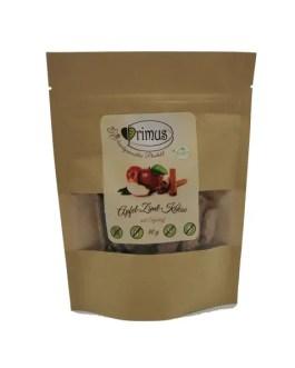 Apfel-Zimt vegane Kekse 80g – Primus