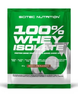 100% Whey Isolate (25 gr.) – Scitec Nutrition