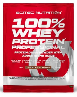 100% Whey Protein Professional (30 gr.) – Scitec Nutrition