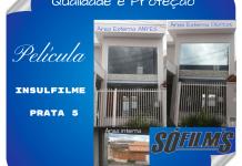 Película INSULFILME PRATA 5