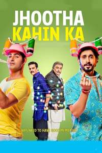 """Poster for the movie """"Jhootha Kahin Ka"""""""