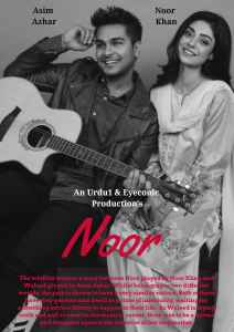 """Poster for the movie """"Noor"""""""
