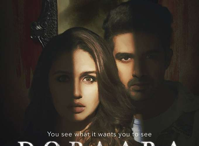 "Poster for the movie ""Dobaara: See Your Evil"""