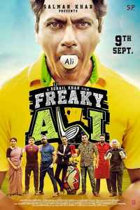 """Poster for the movie """"Freaky Ali"""""""