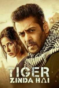 """Poster for the movie """"Tiger Zinda Hai"""""""