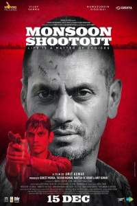 """Poster for the movie """"Monsoon Shootout"""""""