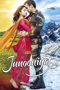 "Poster for the movie ""Junooniyat"""