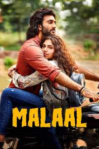 "Poster for the movie ""Malaal"""