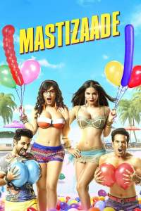 "Poster for the movie ""Mastizaade"""