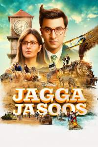 "Poster for the movie ""Jagga Jasoos"""