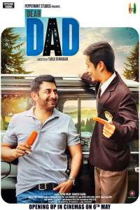 "Poster for the movie ""Dear Dad"""