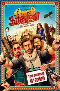 "Poster for the movie ""Bhaiaji Superhitt"""