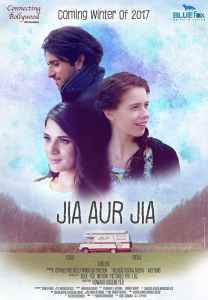 "Poster for the movie ""Jia aur Jia"""