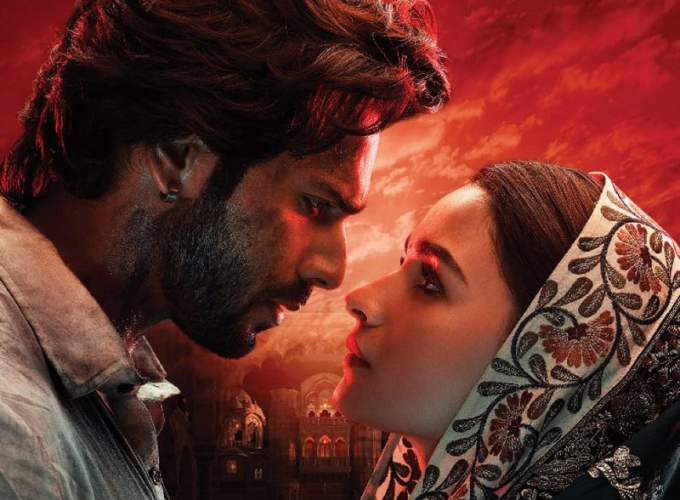"Poster for the movie ""Kalank"""