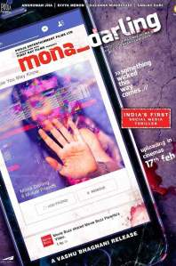 """Poster for the movie """"Mona Darling"""""""