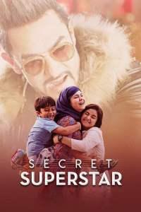 "Poster for the movie ""Secret Superstar"""