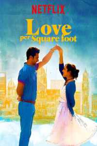 """Poster for the movie """"Love per Square Foot"""""""