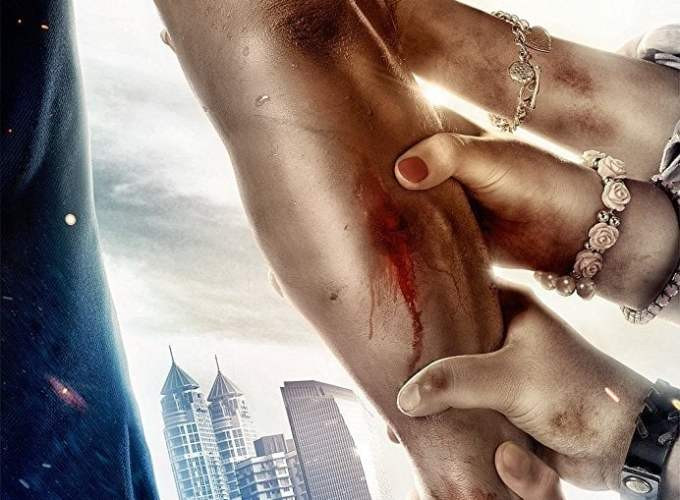 """Poster for the movie """"Ghayal Once Again"""""""