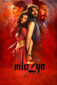 """Poster for the movie """"Mirzya"""""""