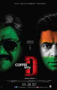 "Poster for the movie ""Coffee with D"""