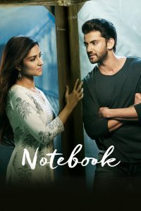 "Poster for the movie ""Notebook"""