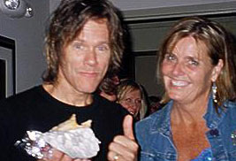 Kevin Bacon Likes Crepes