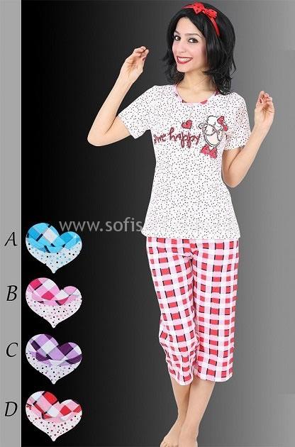 Пижама женская Капри 005113