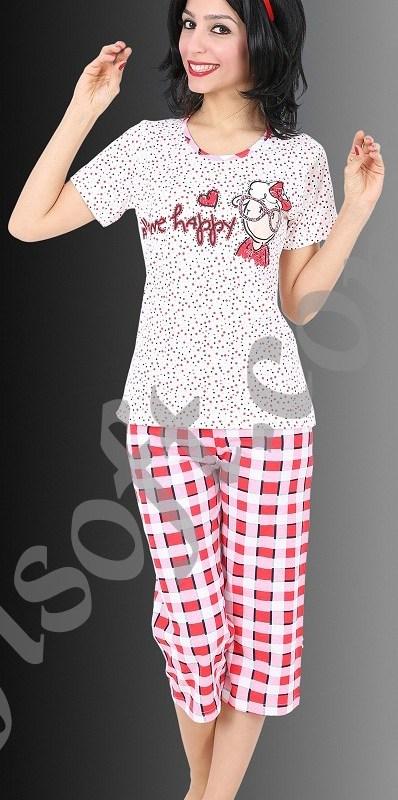 Пижама женская Капри 8680646005113