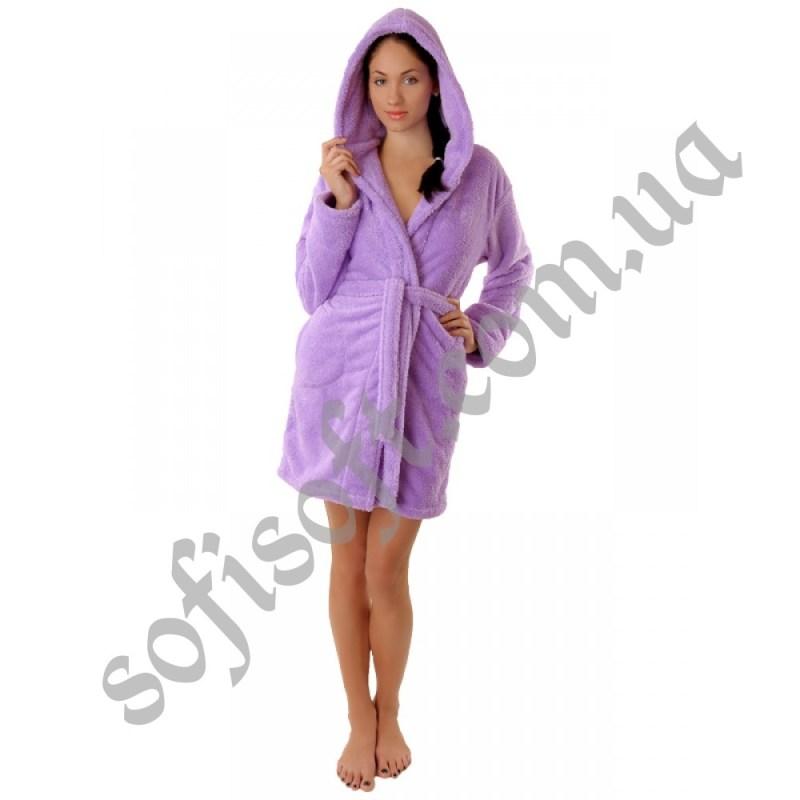 Махровый халат Sofi Soft 00814-5 лилия