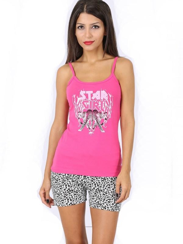 Пижама женская шорты 4040833045