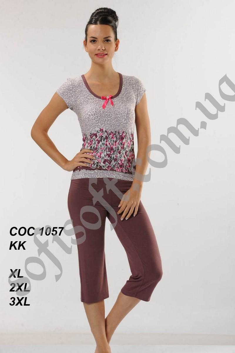 Пижама женская капри Cocoon 1057 KK