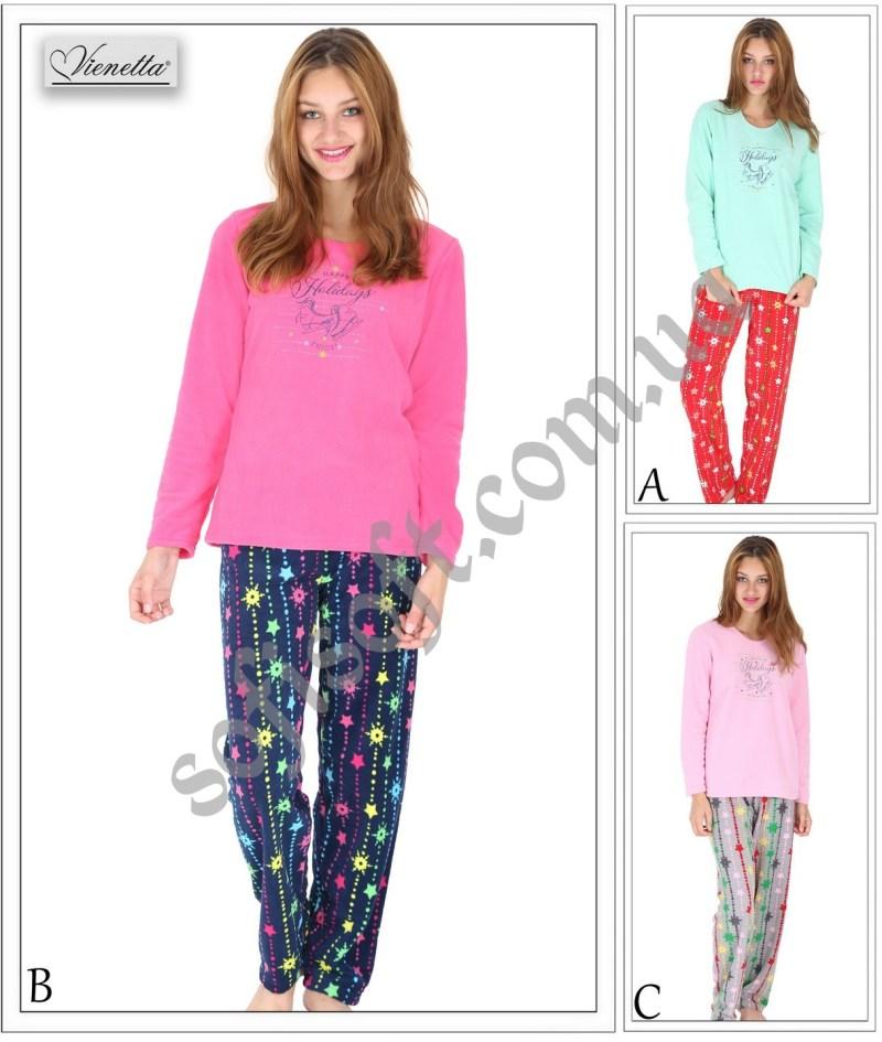 Пижама женская Флис 5041502902