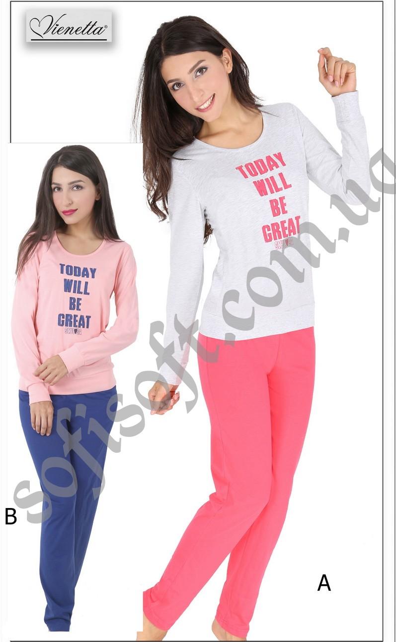 Пижама женская брюки 5050955103