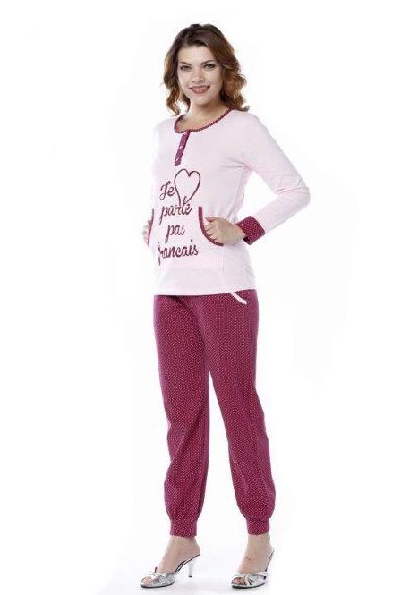 Пижама женская Metin 5164