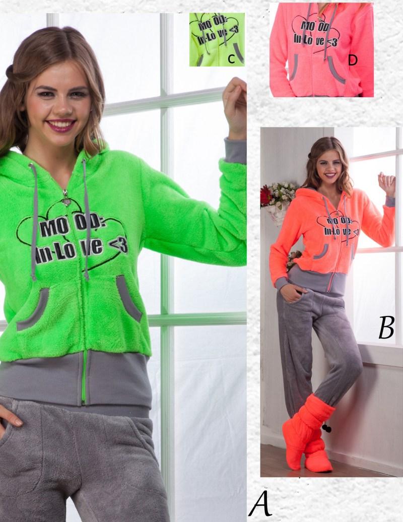 Пижама женская 8680646011428 софт