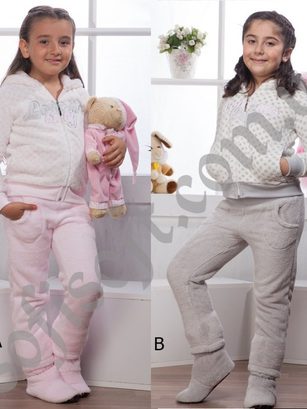 Пижама детская софт 8680646011466