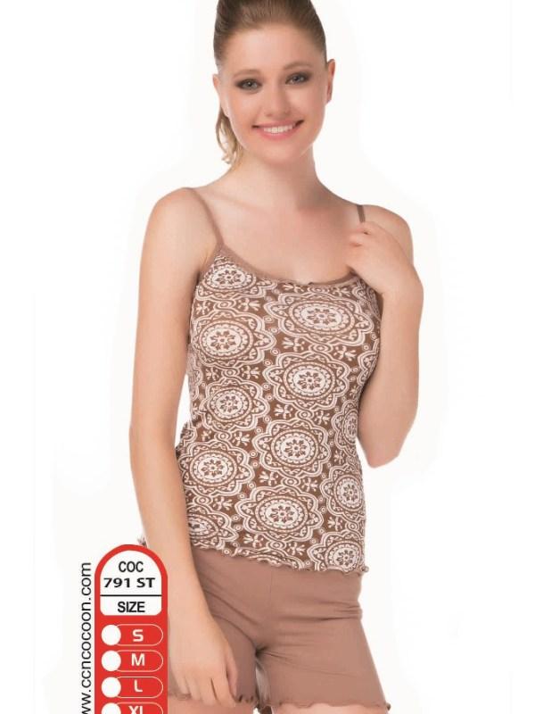 Пижама женская шорты Cocoon 791 ST