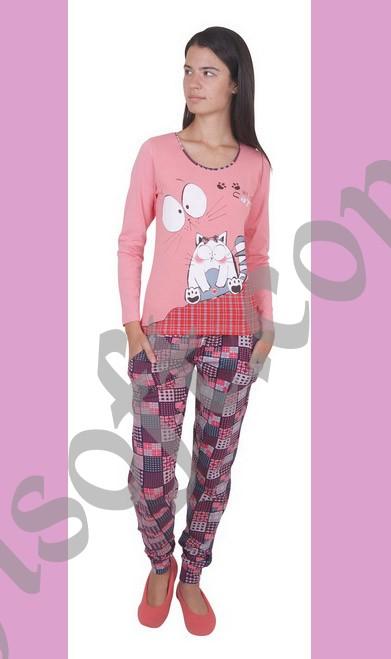 Пижама женская Nicoletta 86531