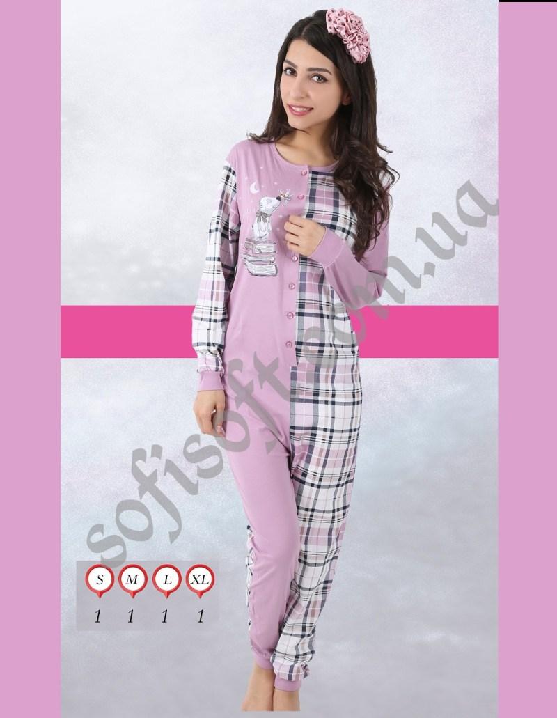 Пижама человечек женская 5030184438