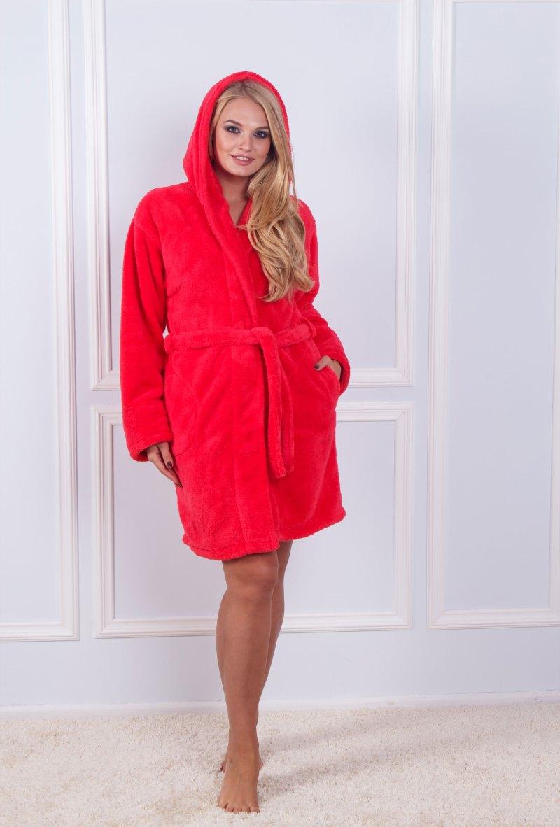 Махровый халат Sofi Soft 10814-3 манго