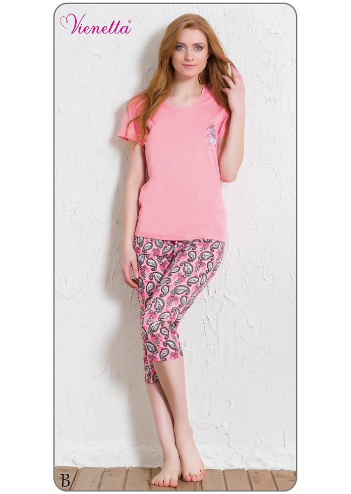 Пижама женская Капри 5110835225