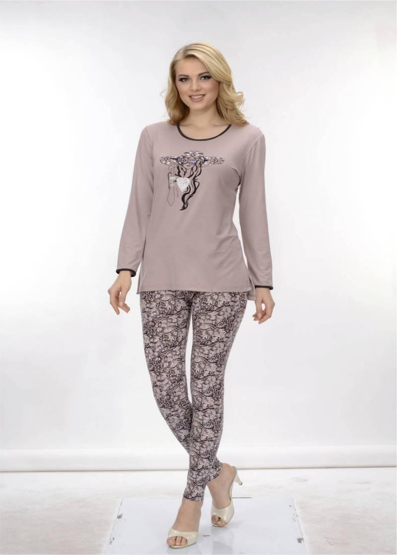Пижама женская Metin 5674