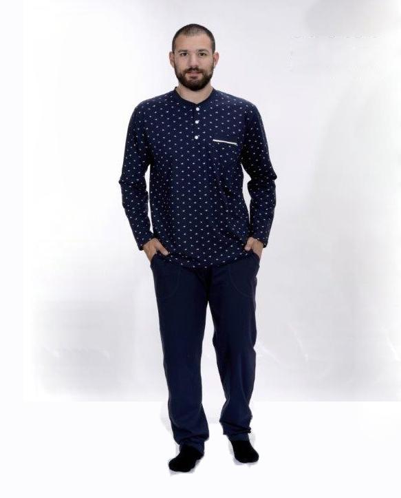 Пижама мужская Metin 5736